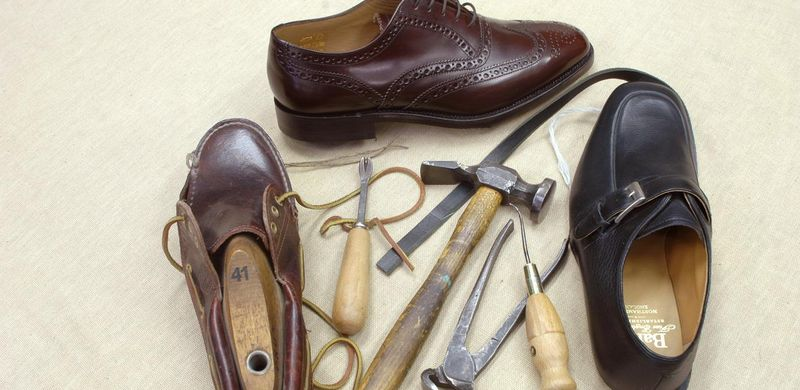 Care of Shoes by Mark Kendall Shoes