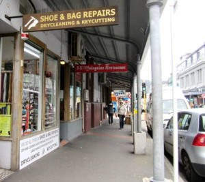 Ghuznee Street Shoe and Bag Repairs Shop Front 04