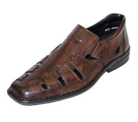 Rieker 19895/25 Dark Brown Slip On