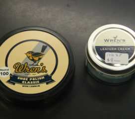 Wren's Shoe Polish