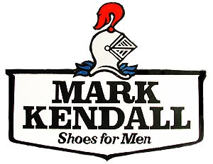 Mark Kendall Shoes for Men Logo