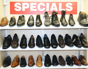 Specials at Mark Kendall Shoes for Men