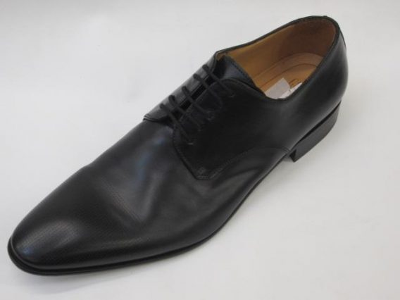 Galizio Torresi 342614 Black Mark Kendall Shoes