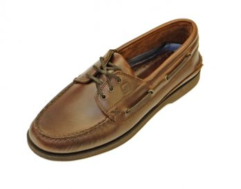 Sperrys Captain boat shoe at Mark Kendall shoes, Wellington, New Zealand