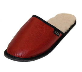 Canterbury Leather Hugh Slipper