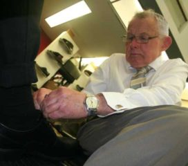 Complimentary Personal Shoe Fitting Service