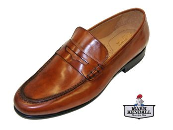 Galizio Torresi model 315704 Dress Slip On at Mark Kendall shoes, Wellington, New Zealand