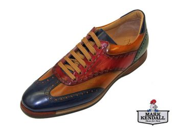 Galizio Torresi model 318974A Sneaker from Mark Kendall Shoes
