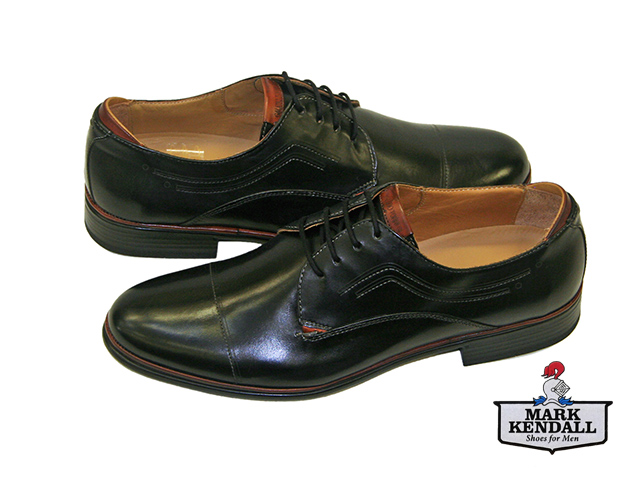 Galizio_Torresi_442890-Dressy_Blacl_Leather_Derby_Tie_Lace_Shoe-Mark_Kendall_Shoes-Wellington